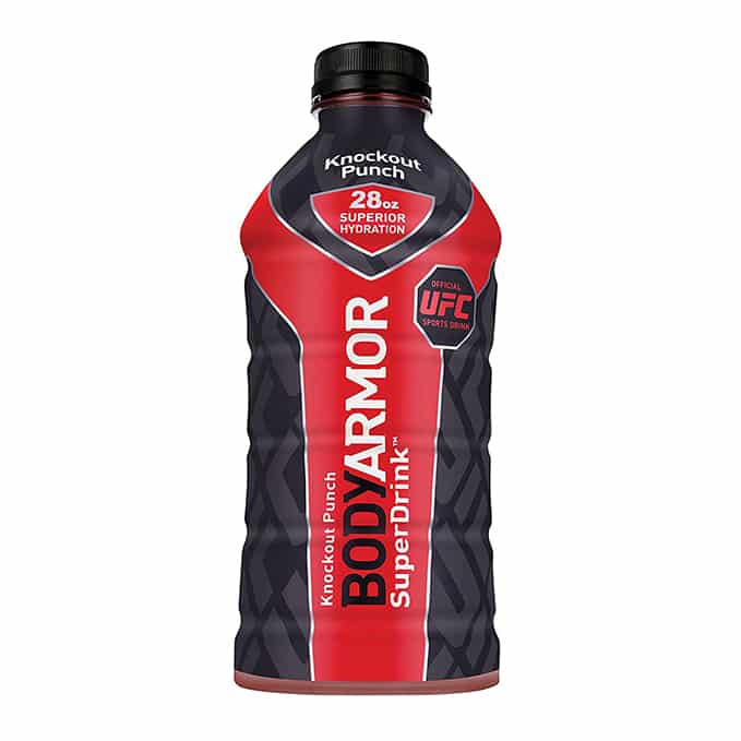 28 oz Body Armor Promotion