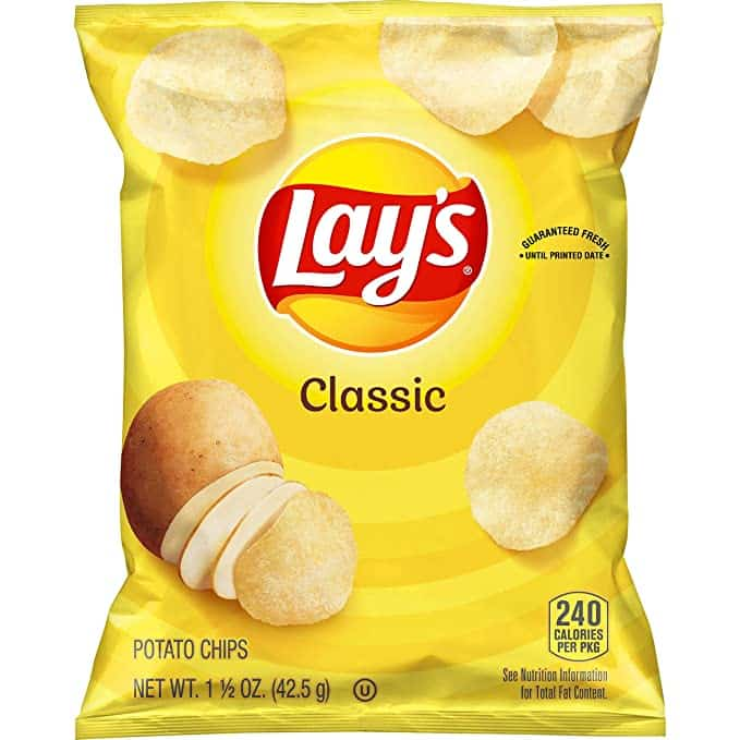 Lays 2/$3 Promotion