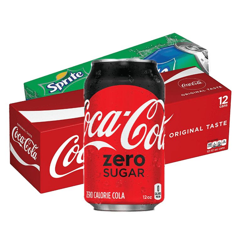 Coke 12 Pack Promotion